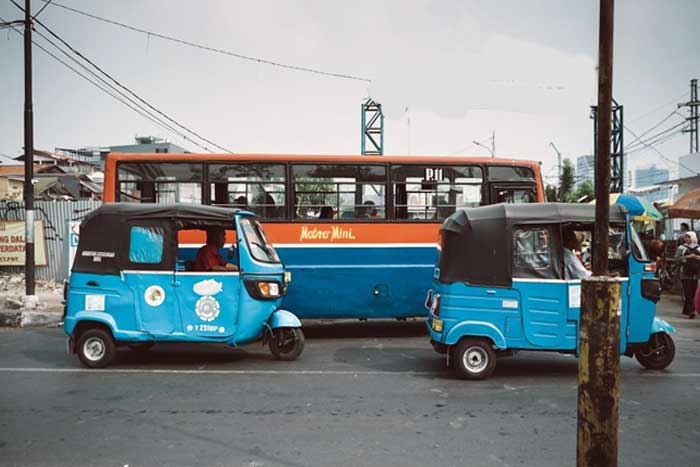 transportasi angkutan umum