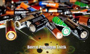 listrik baterai