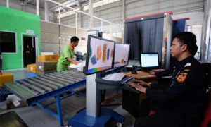Handling Consignment Goods from E-Commerce