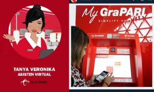 Layanan Tanya Veronika Asisten Virtual Pelanggan Telkomsel