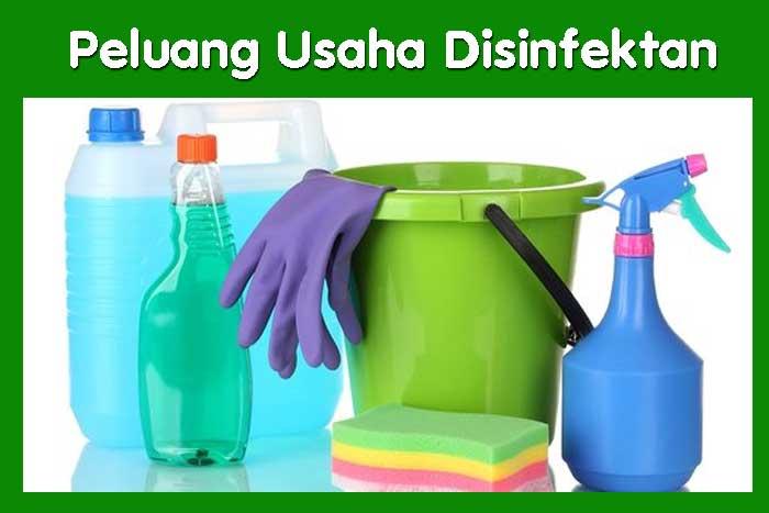 Peluang Usaha Disinfektan