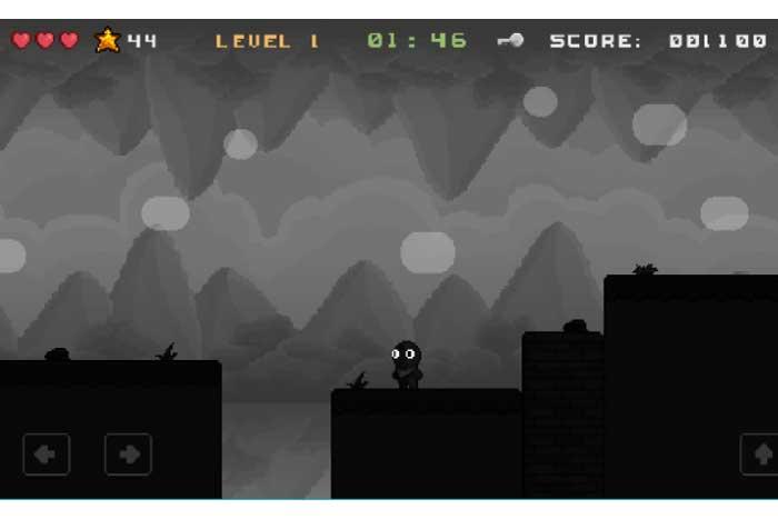 Shadoworld Adventure Platformer Game