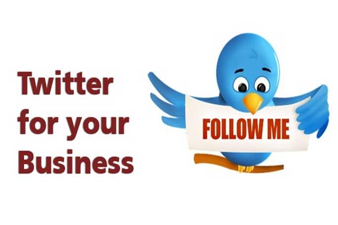 Promosi Lewat Twitter