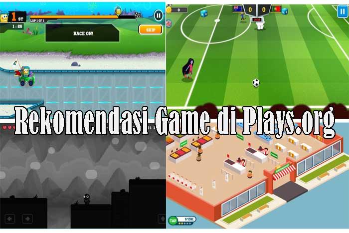 Rekomendasi Game di Plays.org